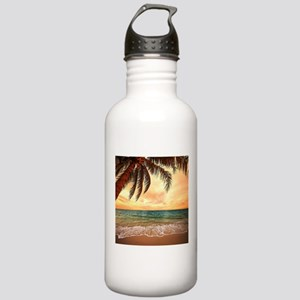 Ocean Sunset Water Bottle
