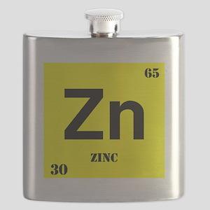 Zinc Flask