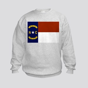 North Carolina Flag Sweatshirt