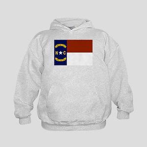 North Carolina Flag Hoodie