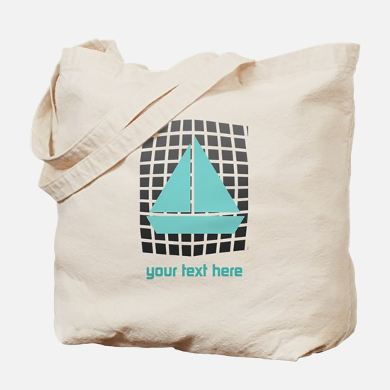 Cool Sea Sport Tote Bag