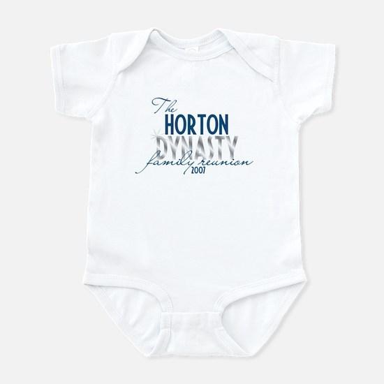 HORTON dynasty Infant Bodysuit