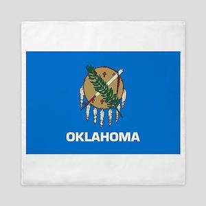 Oklahoma Queen Duvet