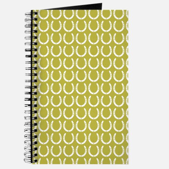 Horseshoe Pattern Journal