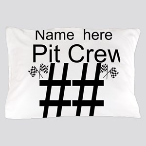 Pit Crew Pillow Case