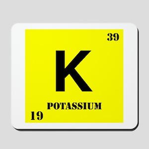 Potassium Mousepad
