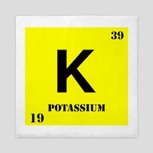 Potassium Queen Duvet