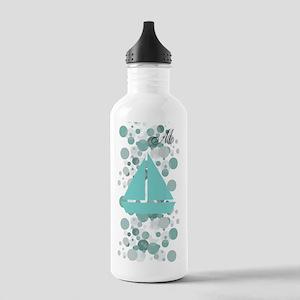 Baby Sailor Monogram Stainless Water Bottle 1.0L