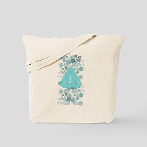 Baby Sailor Monogram Tote Bag