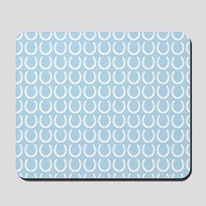 Horseshoe Pattern Mousepad