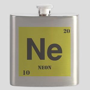 Neon Flask