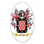 Grealy Sticker (Oval 50 pk)