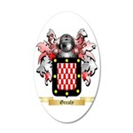 Grealy 35x21 Oval Wall Decal