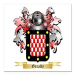 Greally Square Car Magnet 3