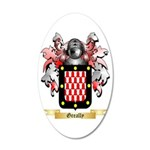 Greally 35x21 Oval Wall Decal