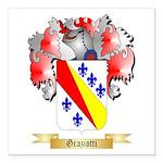 Graziotti Square Car Magnet 3