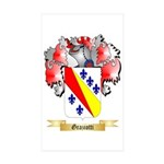Graziotti Sticker (Rectangle 10 pk)