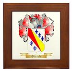 Grazioli Framed Tile