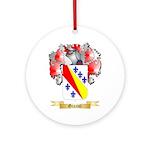 Grazioli Ornament (Round)