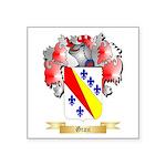 Grazi Square Sticker 3