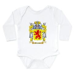 Grayson Long Sleeve Infant Bodysuit