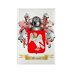 Gravel Rectangle Magnet (10 pack)
