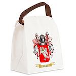 Grave Canvas Lunch Bag
