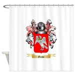Grave Shower Curtain