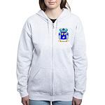 Grau Women's Zip Hoodie