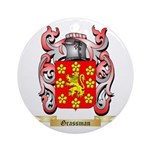 Grassman Ornament (Round)