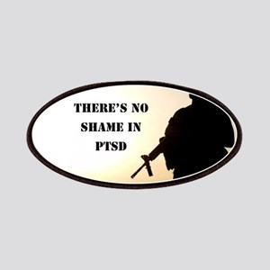 No Shame in PTSD Patches