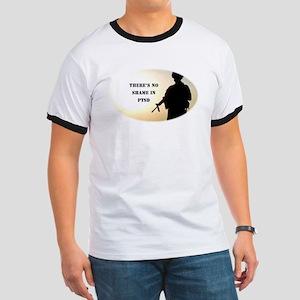 No Shame in PTSD T-Shirt