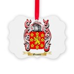 Grassie Picture Ornament