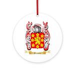 Grassie Ornament (Round)