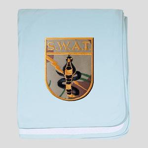 SWAT baby blanket