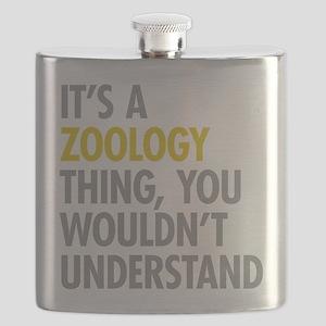 Its A Zoology Thing Flask