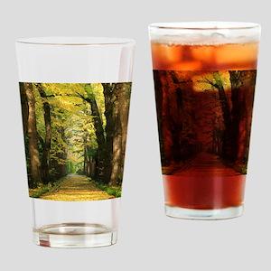 Ginkgo biloba trees Drinking Glass