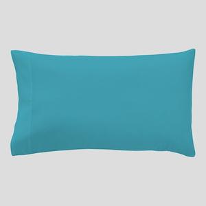 frozen ice blue 5x7 Pillow Case