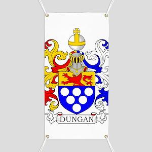 Dungan Coat of Arms Banner