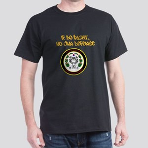 If Do Right, No Can Defense T-Shirt