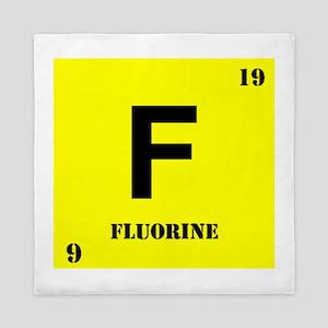 Flourine Queen Duvet