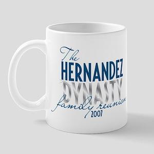 HERNANDEZ dynasty Mug