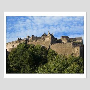 Edinburgh Castle Small Poster