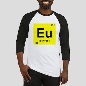 Europium Baseball Jersey