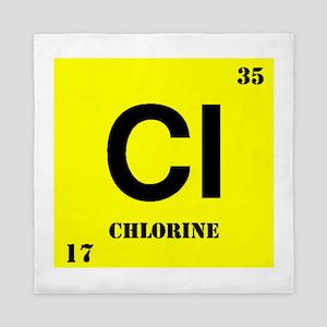 Chlorine Queen Duvet