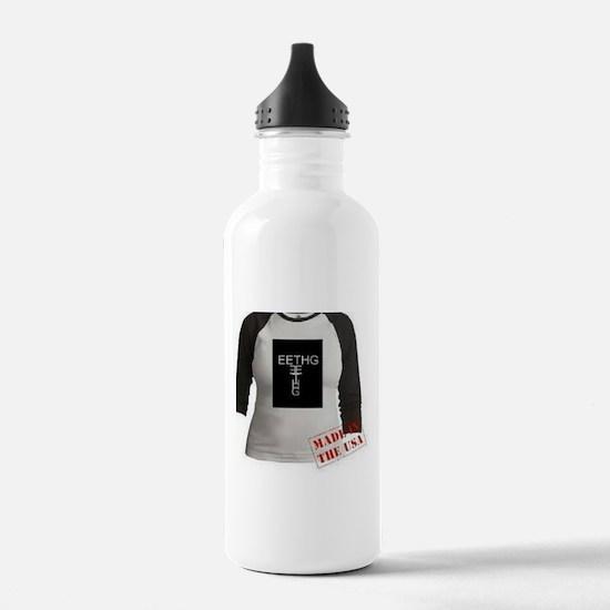 #Eethg Corps Inc Water Bottle