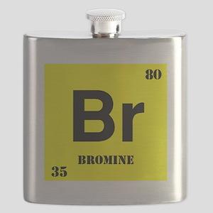 Bromine Flask