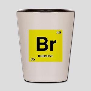 Bromine Shot Glass