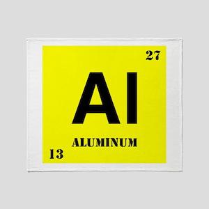 Aluminum Throw Blanket