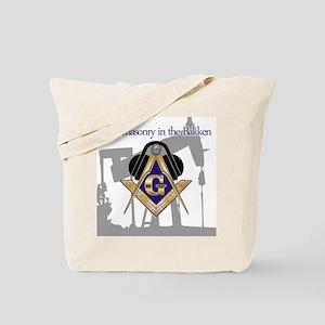 Freemasonry in the Bakken Tote Bag